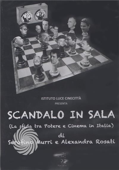 SCANDALO IN SALA - DVD - thumb - MediaWorld.it