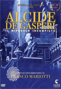 Alcide De Gasperi - Il Miracolo Incompiuto - DVD - thumb - MediaWorld.it