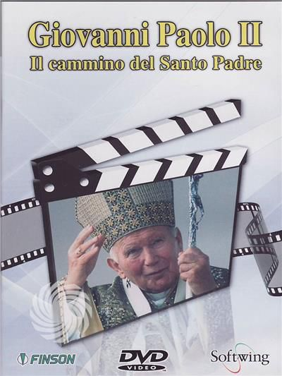 Giovanni Paolo II - Il cammino del Santo padre - DVD - thumb - MediaWorld.it