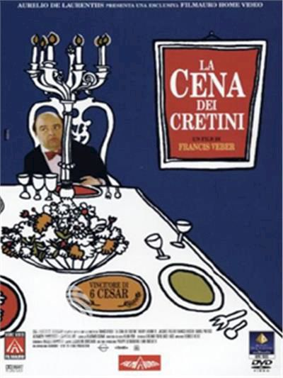 La cena dei cretini - DVD - thumb - MediaWorld.it