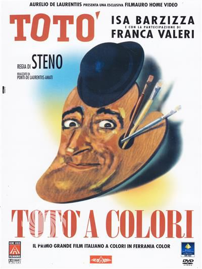 Totò a colori - DVD - thumb - MediaWorld.it
