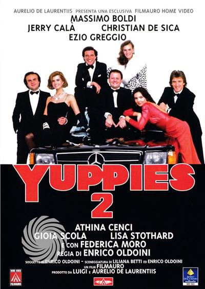 YUPPIES 2 - DVD - thumb - MediaWorld.it