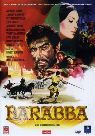 Barabba - DVD - thumb - MediaWorld.it