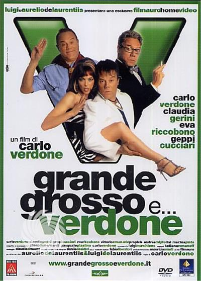 Grande grosso e... Verdone - DVD - thumb - MediaWorld.it