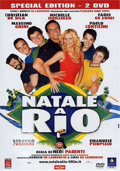 Natale a Rio - DVD - thumb - MediaWorld.it