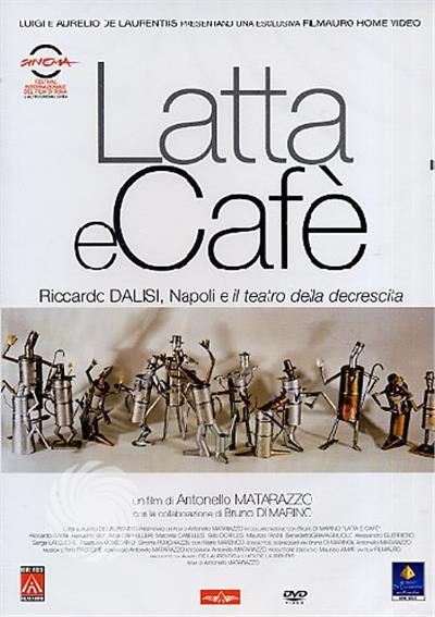 Latta e cafe' - DVD - thumb - MediaWorld.it