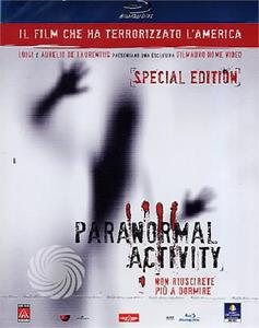 Paranormal activity - Blu-Ray - thumb - MediaWorld.it