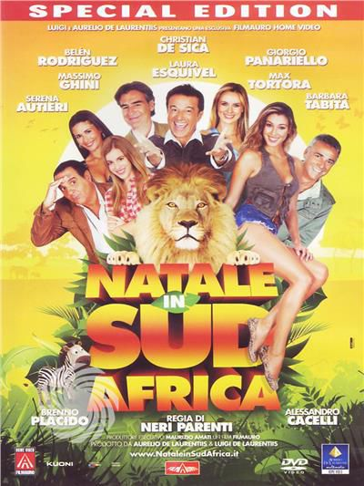 Natale in Sud Africa - DVD - thumb - MediaWorld.it