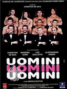 Uomini uomini uomini - DVD - MediaWorld.it