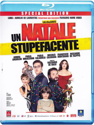 Un Natale stupefacente - Blu-Ray - thumb - MediaWorld.it