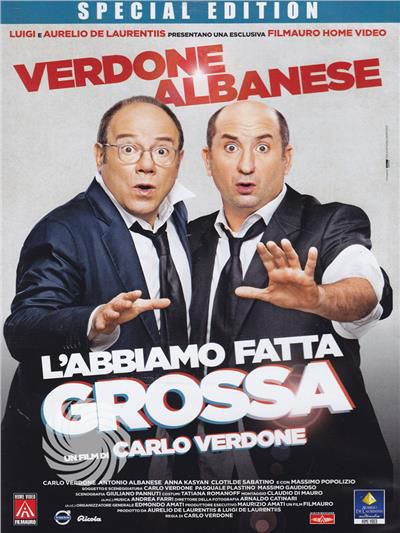 L'abbiamo fatta grossa - DVD - thumb - MediaWorld.it