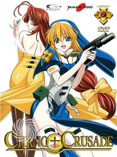 Chrno crusade - DVD - thumb - MediaWorld.it