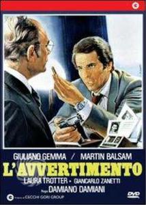 L'AVVERTIMENTO - DVD - thumb - MediaWorld.it