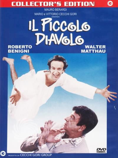 Il piccolo diavolo - DVD - thumb - MediaWorld.it