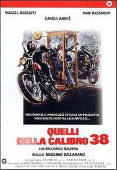 QUELLI DELLA CALIBRO 38 - DVD - thumb - MediaWorld.it