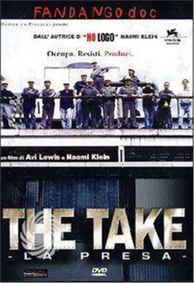 The take - La presa - DVD - thumb - MediaWorld.it