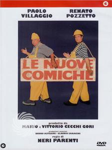 LE NUOVE COMICHE - DVD - MediaWorld.it