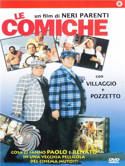Le comiche - DVD - thumb - MediaWorld.it