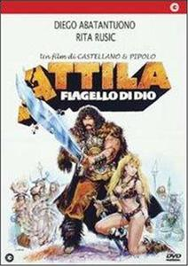 Attila - Flagello di Dio - DVD - MediaWorld.it