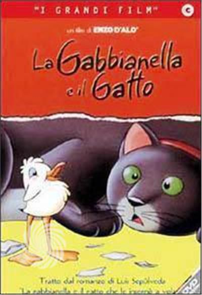 La gabbianella e il gatto - DVD - thumb - MediaWorld.it