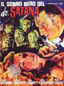 Il sonno nero del Dr. Satana - DVD - thumb - MediaWorld.it