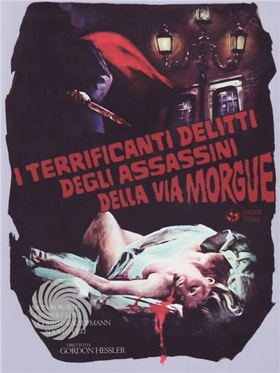 I terrificanti delitti degli assassini della via Morgue - DVD - thumb - MediaWorld.it