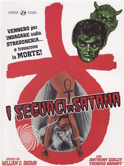 I seguaci di Satana - DVD - thumb - MediaWorld.it