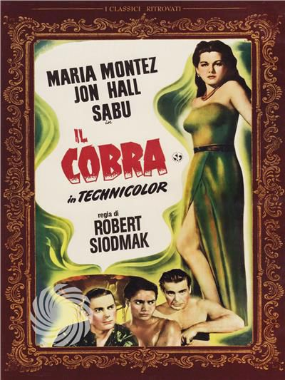 Il cobra - DVD - thumb - MediaWorld.it