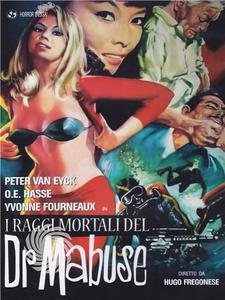 I raggi mortali del dr. Mabuse - DVD - thumb - MediaWorld.it