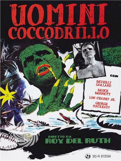 Uomini coccodrillo - DVD - thumb - MediaWorld.it
