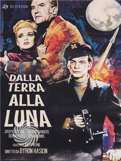 Dalla Terra alla Luna - DVD - thumb - MediaWorld.it