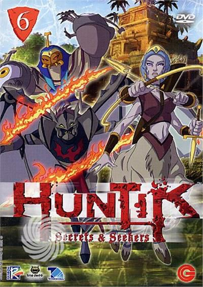 Huntik - Secrets & seekers - DVD - thumb - MediaWorld.it
