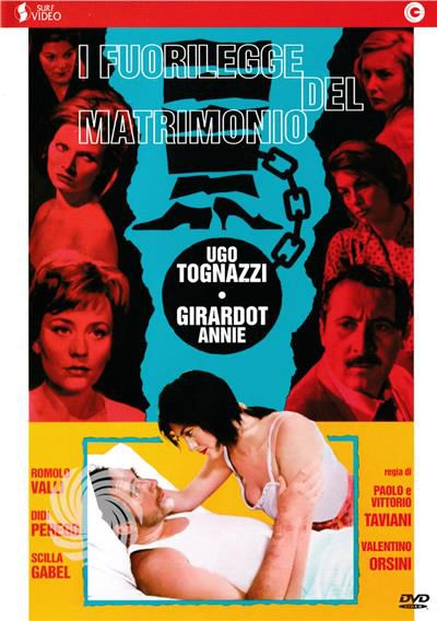 I FUORILEGGE DEL MATRIMONIO - DVD - thumb - MediaWorld.it