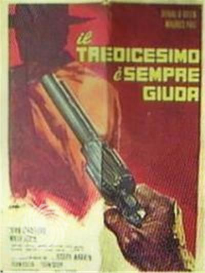 IL TREDICESIMO E' SEMPRE GIUDA - DVD - thumb - MediaWorld.it