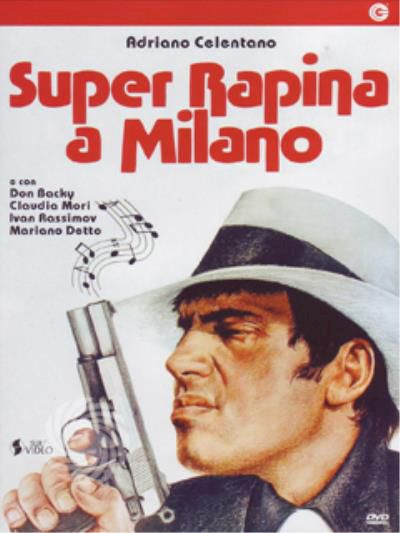 Super rapina a Milano - DVD - thumb - MediaWorld.it