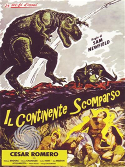Il continente scomparso - DVD - thumb - MediaWorld.it