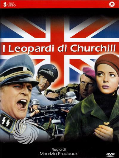 I LEOPARDI DI CHURCHILL - DVD - thumb - MediaWorld.it