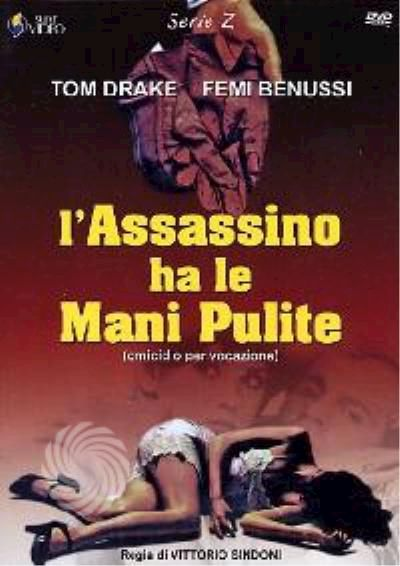 L'ASSASSINO HA LE MANI PULITE - DVD - thumb - MediaWorld.it