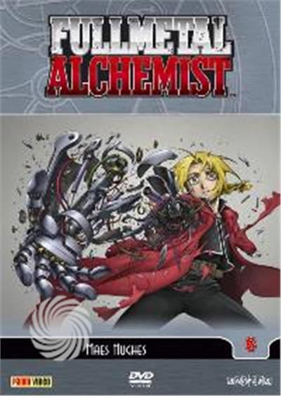 Fullmetal alchemist - DVD - thumb - MediaWorld.it