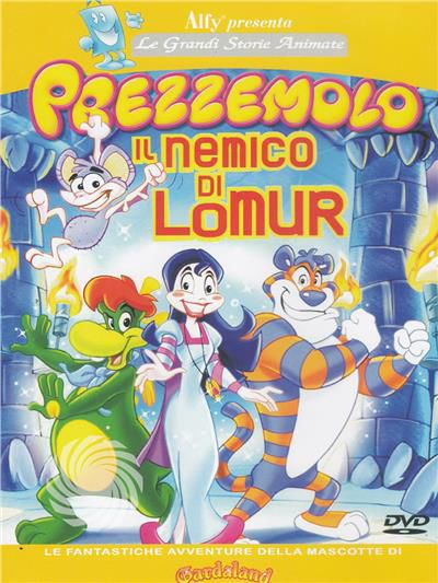 Prezzemolo - Il nemico di Lomur - DVD - thumb - MediaWorld.it