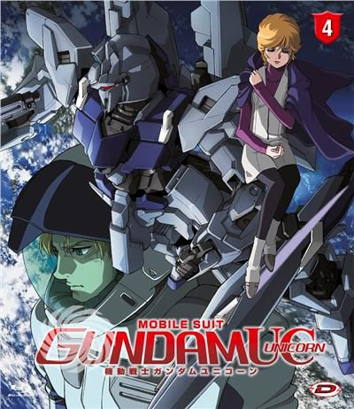 Mobile suit gundam unicorn #04 - in fondo al pozzo - Blu-Ray - thumb - MediaWorld.it
