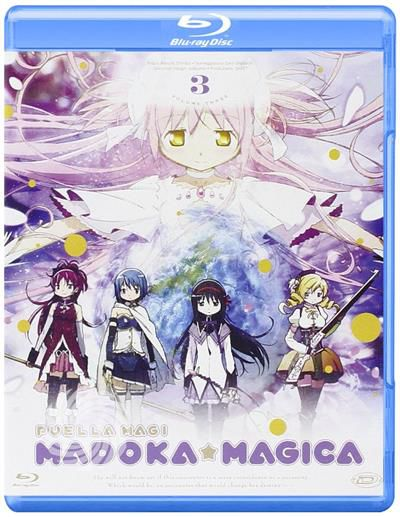 Madoka magica - Blu-Ray - thumb - MediaWorld.it