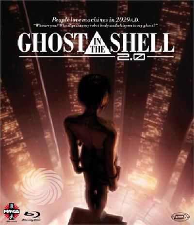 GHOST IN THE SHELL 2.0 - Blu-Ray - thumb - MediaWorld.it