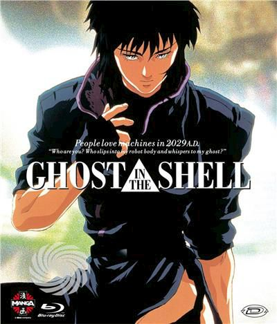 GHOST IN THE SHELL - Blu-Ray - thumb - MediaWorld.it
