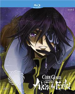 CODE GEASS - AKITO THE EXILED #03 - CIO' CHE RILUCE, DAL CIELO RICADE - Blu-Ray - thumb - MediaWorld.it