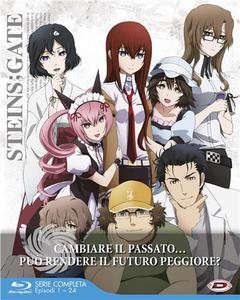 STEINS GATE - THE COMPLETE SERIES - Blu-Ray - thumb - MediaWorld.it