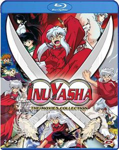 INUYASHA THE MOVIE COMPLETE COLLECTION - Blu-Ray - thumb - MediaWorld.it