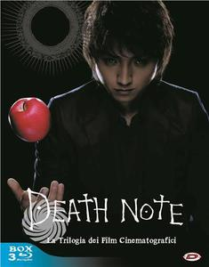DEATH NOTE - LA TRILOGIA DEI FILM - Blu-Ray - thumb - MediaWorld.it
