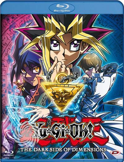 YU-GI-OH! - THE DARK SIDE OF DIMENSIONS - Blu-Ray - thumb - MediaWorld.it