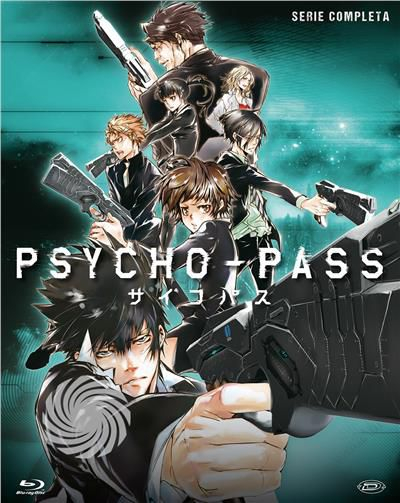 Psycho Pass - The complete series - Blu-Ray - thumb - MediaWorld.it